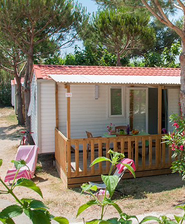 Camping La Tour Fondue MOBILE HOME Evasion